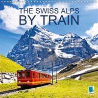 Swiss Alps by Train 2016