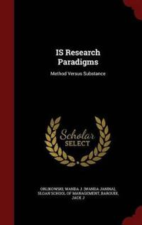 Is Research Paradigms