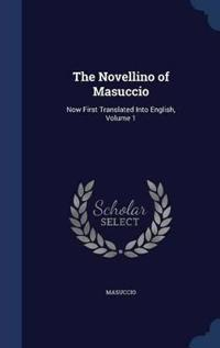 The Novellino of Masuccio