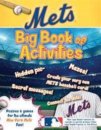 New York Mets: The Big Book of Activities