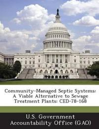Community-Managed Septic Systems