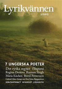 Lyrikvännen 5/2015