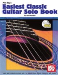 Easiest Classic Guitar Solo Book