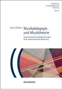 Musikp dagogik Und Musiktheorie