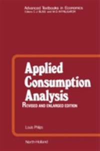 Applied Consumption Analysis