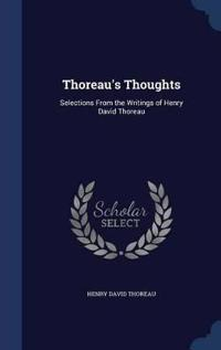 Thoreau's Thoughts