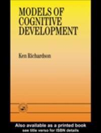 Models Of Cognitive Development
