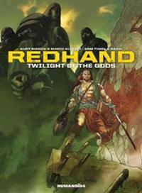 rödhand  Twilight Of The Gods - Kurt Busiek - böcker (9781594651342)     Bokhandel