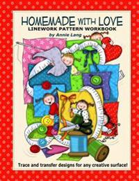 Homemade with Love: Linework Pattern Workbook