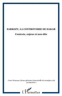 Sarkozy, la controverse de Dakar