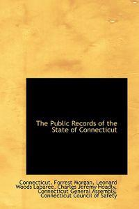 The Public Records of the State of Connecticut