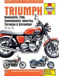Triumph Bonneville, T100, Speedmaster, America, Thruxton & Scrambler