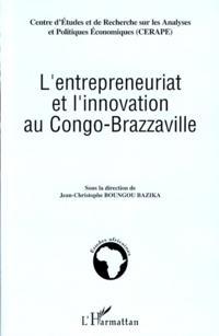 Entrepreneuriat et l'innovation au congo