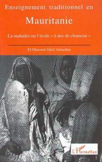 Enseignement traditionnel en mauritanie