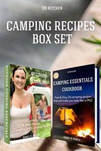 2 in 1 Outdoor Kitchen Recipes That Will Make You Cook Like a Pro Box Set: Camping Essentials Cookbook + Outdoor Cooking Essentials