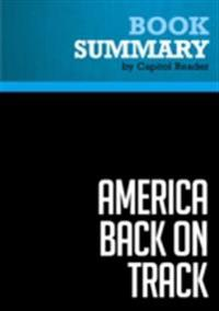 Summary: America Back on Track