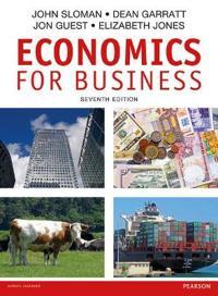 Economics for Business plus MyEconLab