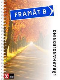 Framåt B Lärarhandledning inkl pdf:er, Webb o ljud