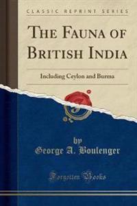 The Fauna of British India