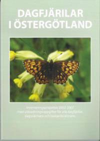 Dagfjärilar i Östergötland