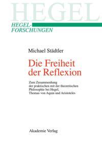 Die Freiheit der Reflexion