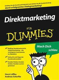 Dialogmarketing f r Dummies