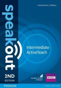 Speakout intermediate 2nd edition active teach