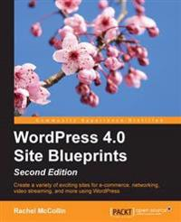 Wordpress 4.0 Site Blueprints