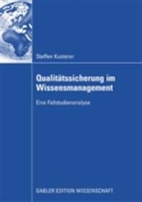 Qualitatssicherung im Wissensmanagement