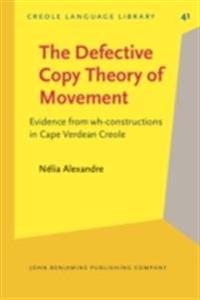 Defective Copy Theory of Movement