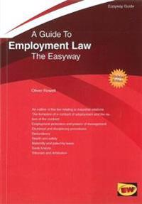 Guide to employment law - the easyway - 2016