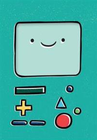 Adventure Time Notepad: BMO