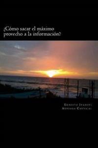 Como Sacar El Maximo Provecho a la Informacion?: La Brujula Para Obtener Mayor Rendimiento