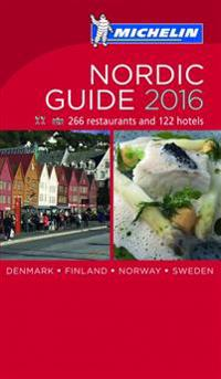 Nordic Cities 2016 MICHELIN : Hotell och restaurangguide