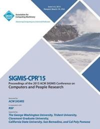 Sigmis CPR 15 Computer and People Research