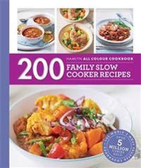 Hamlyn all colour cookery: 200 family slow cooker recipes - hamlyn all colo