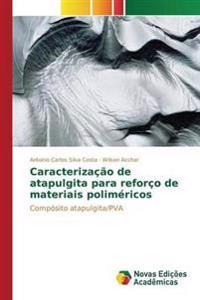 Caracterizacao de Atapulgita Para Reforco de Materiais Polimericos