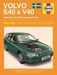Volvo S40 & V40