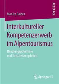 Interkultureller Kompetenzerwerb Im Alpentourismus