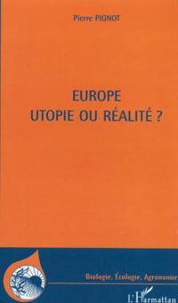 Europe utopie ou realite