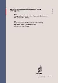 Wipo Performances and Phonograms Treaty 1996