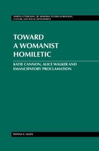 Toward a Womanist Homiletic