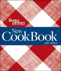 Better Homes and Gardens New Cook Book, 15th Edition (Binder)
