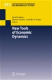 New Tools of Economic Dynamics