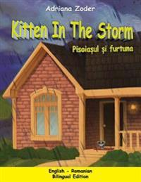 Kitten in the Storm - Pisoiasul Si Furtuna: English-Romanian Bilingual Edition