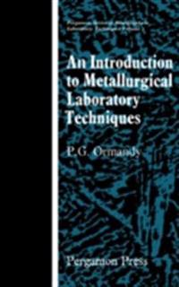 Introduction to Metallurgical Laboratory Techniques