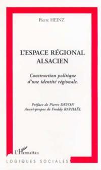 Espace regional alsacien l'
