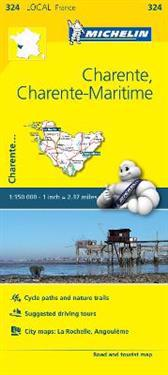 Michelin France Charente, Charente-Maritime