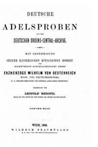 Deutsche Adelsproben