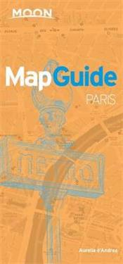 Moon Map Guide Paris